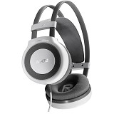 AKG Natural Sound Stereo Headphone[K-514-MKII] - White - Headphone Full Size